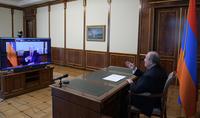 Армяне остановят любую попытку Баку совершить этническую чистку. Интервью Президента Саркисяна китайскому агентству Caixin Media