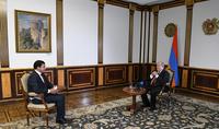 Армения и регион противостоят большим опасностям, пора возвысить ваш голос и защитить истину, - Президент Армен Саркисян в интервью телекомпании Alghad TV обратился к арабскому миру