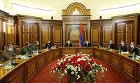 Նախագահ Արմեն Սարգսյանը մասնակցվել է Անվտանգության խորհրդի արտահերթ նիստին