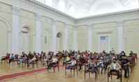 Արցախցի երեխաները հյուրընկալվել են նախագահական նստավայրում
