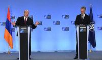 ՆԱՏՕ-ի անդամ երկիրը՝  Թուրքիան, պետք է դադարի լինել այս հակամարտության մաս և հավատարիմ մնա հրադադարին․ Հայաստանի  նախագահ Արմեն Սարգսյանը Բրյուսելում հանդիպել է ՆԱՏՕ-ի գլխավոր քարտուղար Յենս Ստոլտենբերգի հետ