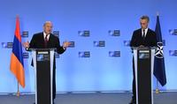 Страна-член НАТО Турция должна прекратить быть частью этого конфликта и оставаться верной перемирию. Президент Армении Армен Саркисян в Брюсселе встретился с Генеральным секретарём НАТО Йенсом Столтенбергом