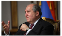 'Friends of Armenia and Nagorno-Karabagh should react immediately'.  Armen Sarkissian's  interview to Al-Ahram