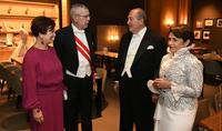 Հայաստանի և Արցախի համար այս դժվարին պահին Ավստրիան վերստին արտահայտեց իր հստակ աջակցությունը հայ ժողովրդին. նախագահ Արմեն Սարգսյանն ուղերձ է հղել Ավստրիայի նախագահին