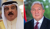 King of Bahrain responded to the letter of President Armen Sarkissian: We called to unite efforts of the international community to immediately establish ceasefire and prevent a destructive war