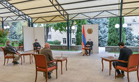 Նախագահ Արմեն Սարգսյանն ընդունել է Բելգիայի խորհրդարանի Ներկայացուցիչների պալատի անդամ Ժորժ Դալմանին