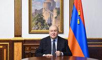 У нас есть самое могучее оружие – мы сами, наше единство. Послание Президента Республики Армения, Председателя Совета попечителей Всеармянского фонда «Айастан» Армена Саркисяна