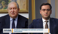 Were it not for the negative influence of Turkey, it is very likely that this war would not have happened at all. Interview of President Armen Sarkissian to Ukraine 24 TV Channel