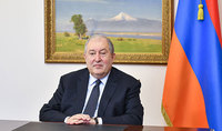 The interview of President of the Republic Armen Sarkissian with the Australian SBS TV Company