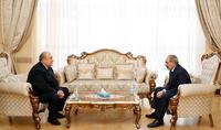 Состоялась встреча Президента Армена Саркисяна и Премьер-министра Никола Пашиняна