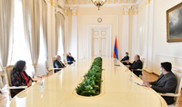 President Armen Sarkissian continues consultations with political