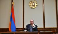 Можно потерпеть поражение в битве, но непозволительно потерпеть поражение как нации – послание Президента Республики Армения Армена Саркисяна