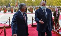 Կա փոխվստահություն, և կարող ենք աշխատել հանուն ապագայի․ Հայաստանի Հանրապետության նախագահ Արմեն Սարգսյանի աշխատանքային այցը Հորդանանի Հաշիմյան Թագավորություն