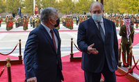 There is mutual trust, and we can work for the future. Working visit of the President of the Republic of Armenia Armen Sarkissian to the Hashemite Kingdom of Jordan
