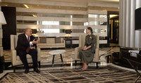 Эксклюзивное интервью Президента Республики Армена Саркисяна программе «Лурер» (Вести) Общественной телекомпании