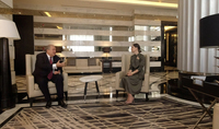 """Exclusive interview of the President of the Republic Armen Sarkissian to the """"News"""" program of the Public Television"""