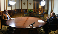 Կառավարությունը պետք է գիտակցի, որ կա ճգնաժամ և այդ ճգնաժամը հնարավոր է լուծել միայն համազգային ջանքերով. նախագահ Արմեն Սարգսյանի բացառիկ հարցազրույցը ՍիվիլՆեթին