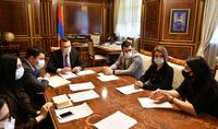 При содействии Президента Армена Саркисяна будут решены вопросы проживания и питания более чем 170 жителей Гадрута