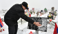 Вечная слава и преклонение – Президент Армен Саркисян в воинском пантеоне «Ераблур» воздал дань уважения памяти жертв Арцахской войны