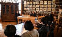 Յուրաքանչյուր պետություն ունի իր շահը, մեր խնդիրն է պարտադրել մե՛ր շահերը․ նախագահ Արմեն Սարգսյանը Գյումրիում հանդիպել է հասարակայնության ներկայացուցիչների հետ
