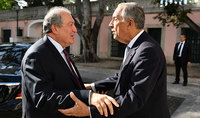 Նախագահ Արմեն Սարգսյանը շնորհավորել է Մարսելու Ռեբելու Դե Սոուզային՝ Պորտուգալիայի նախագահի պաշտոնում վերընտրվելու առթիվ