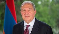Nous le devons à nos martyrs héroïques : le message du Président de la République Armen Sarkissian à l'occasion du Jour de l'Armée