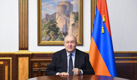 Message by President Armen Sarkissian on the 33 years of the Sumgait tragedy