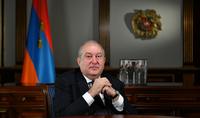 Le Président Armen Sarkissian prévoit de rencontrer le chef d'état-major général des forces armées de la République d'Arménie, Onik Gasparyan