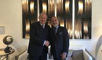 Օլիվիե Դասոն Հայաստանի և հայ ժողովրդի մեծ բարեկամն էր. նախագահ Սարգսյանը ցավակցել է Օլիվիե Դասոյի ընտանիքին