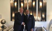 Оливье Дассо был большим другом Армении и армянского народа - Президент Саркисян выразил соболезнование семье Оливье Дассо