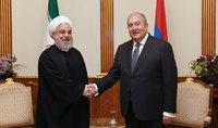 Տարածաշրջանում ստեղծված բարդ իրավիճակը պարտադրում է աշխատել երկկողմ օրակարգն ընդլայնելու ուղղությամբ․ նախագահ Արմեն Սարգսյանը Նովրուզի առթիվ շնորհավորել է Իրանի նախագահին և հոգևոր առաջնորդին