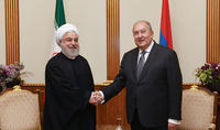 The complicated situation in the region forces us to work on expanding the bilateral agenda. President Armen Sarkissian congratulated the President of Iran and the Supreme Leader on the occasion of Nowruz