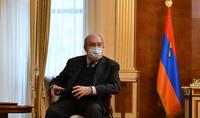 Նախագահ Արմեն Սարգսյանն ընդունել է «Արդար Հայաստան» կուսակցության ներկայացուցիչներին