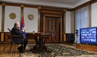 Le Fonds pan-Arménien Hayastan doit être une structure qui transcende les doutes et les spéculations. Le Président Armen Sarkissian a présidé la session du Conseil d'administration du Fonds pan-arménien Hayastan