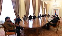 Une rencontre avec les familles de disparus a eu lieu au Cabinet présidentiel