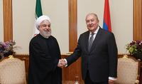 La situation difficile dans la région nous pousse à élargir l'agenda bilatéral․ Le président Armen Sarkissian a félicité le président de l'Iran à l'occasion du Norouz
