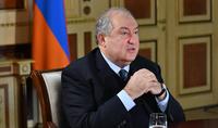 """Армяно-российские отношения должны развиваться, исходя из формулы «миссии на двоих» - интервью Президента Армена Саркисяна агентству """"Sputnik Армения"""""""