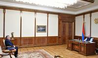 Le Président de la République Armen Sarkissian a reçu le chef du Centre Modus Vivendi, le politologue Ara Papyan