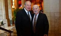 Վարդան Գրեգորյանն իր ազգի նվիրյալն էր, Հայրենիք-Սփյուռք կապերի ամրապնդման իսկական մեկենաս. նախագահ Արմեն Սարգսյանը ցավակցել է Վարդան Գրեգորյանի մահվան կապակցությամբ