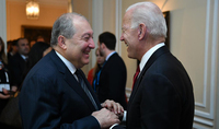 Recognition of the Armenian Genocide is not only a righting of a historic wrong but also an unmistakable message to Turkey. RA President Armen Sarkissian sent a letter of gratitude to US President Joe Biden