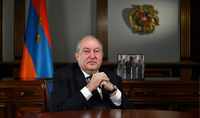 I address to you and the International Committee of the Red Cross to undertake all necessary measures to ensure the return of POWs. President Armen Sarkissian sent a letter to the ICRC President