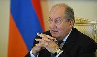 Президент Армен Саркисян 8 мая будет находиться в краткосрочном отпуске, который проведёт в Москве
