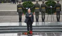 Հանրապետության նախագահ Արմեն Սարգսյանի ուղերձը Հաղթանակի և խաղաղության տոնի առթիվ
