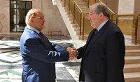 В научно-образовательной сфере армяно-российское сотрудничество имеет большой потенциал – Президент Армен Саркисян посетил МГУ