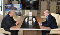 Президент Республики Армен Саркисян посетил Московскую школу управления СКОЛКОВО