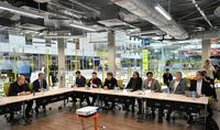 Обсуждены возможности реализации совместных научно-технологических программ – Президент Армен Саркисян посетил Инновационный центр «Сколково»