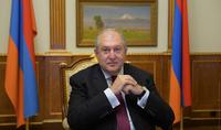 La responsabilité de l'État et des structures étatiques est particulièrement importante dans la situation actuelle. Le Président de la République Armen Sarkissian