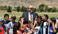 Հանրապետության նախագահ Արմեն Սարգսյանի ուղերձը Երեխաների իրավունքների պաշտպանության օրվա առթիվ