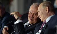Armenian-Russian interaction confidently develops in all directions․ President Armen Sarkissian sent a congratulatory message to Russian President Vladimir Putin