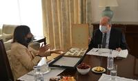 La collection d'œuvres de la célèbre photographe arménienne Ida Kari a été remise au Cabinet du Président․ Le président Armen Sarkissian a accueilli des personnalités arméniennes de la diaspora